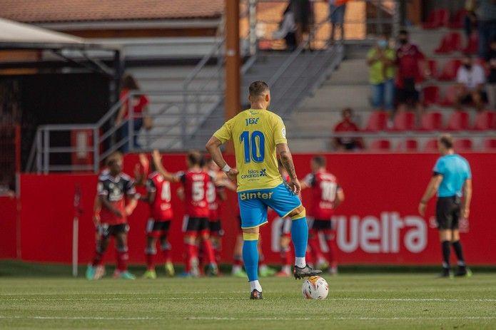 LaLiga: CD Mirandés - UD Las Palmas