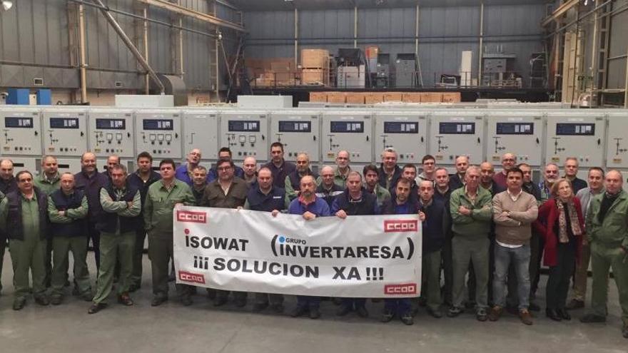 Cierre definitivo de Isowat Made en A Coruña tras firmar la plantilla el ERE extintivo