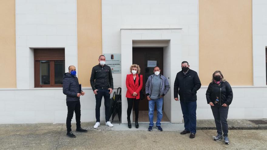 La Diputación destina más de 219.000 euros a obras de mejora de abastecimiento en localidades de la comarca de Benavente