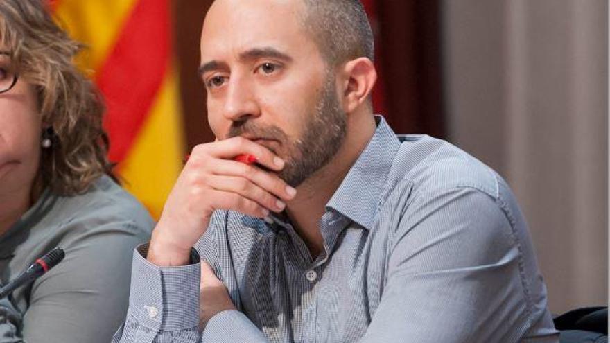 Marc Aloy es perfila com el candidat d'ERC a l'alcaldia de Manresa el 2019