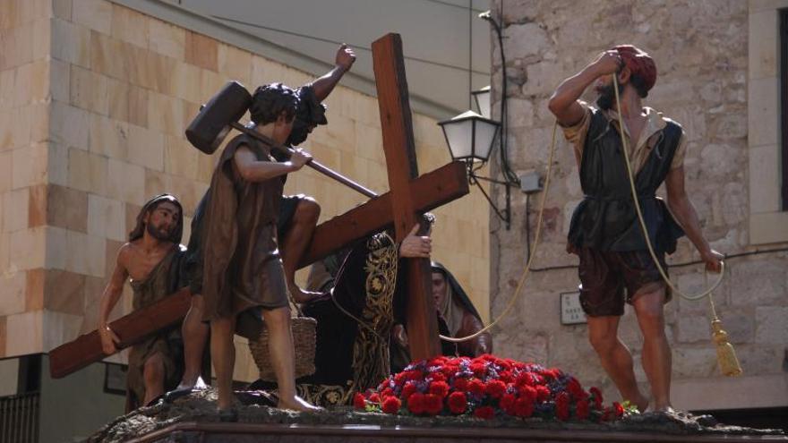 Lista completa de pasos del Vía Crucis del Congreso Nacional de Cofradías de Zamora