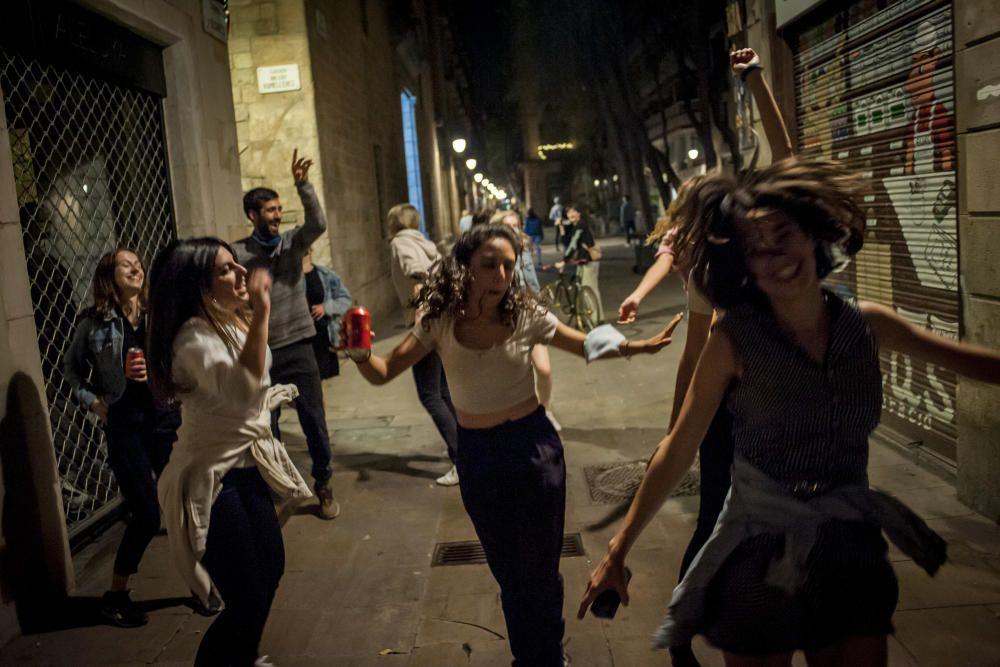 Fi de l'estat d'alarma a Espanya