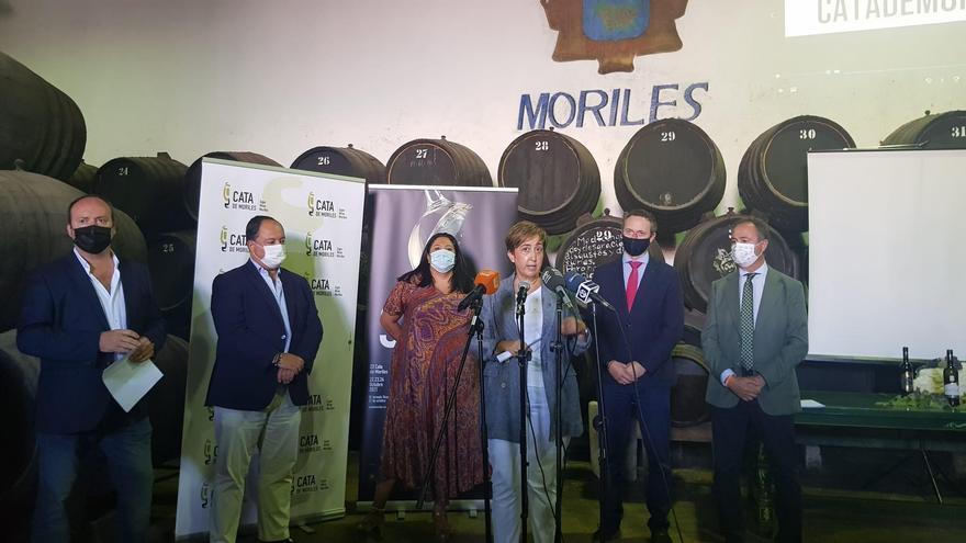 La Cata del Vino de Moriles mostrará el ámbito profesional del sector