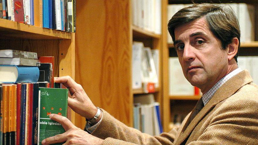 Fallece a los 72 años el escritor Enrique Lynch