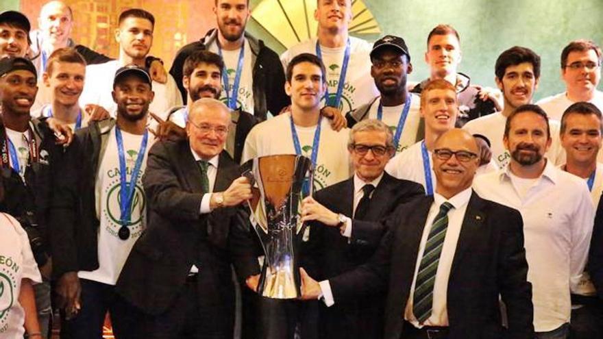 Eurocup o Basketball Champions League: Decisión definitiva en el Unicaja