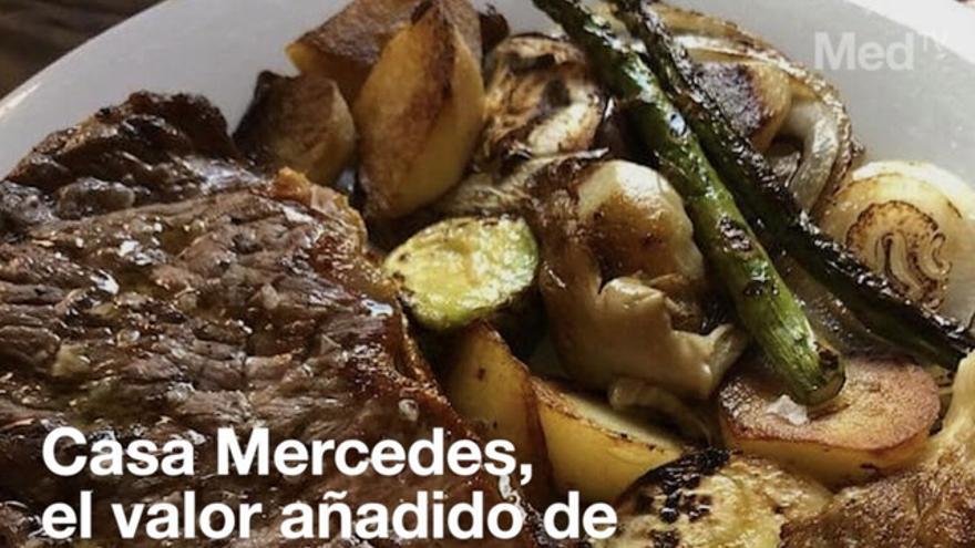 Casa Mercedes, el valor añadido de los productos caseros