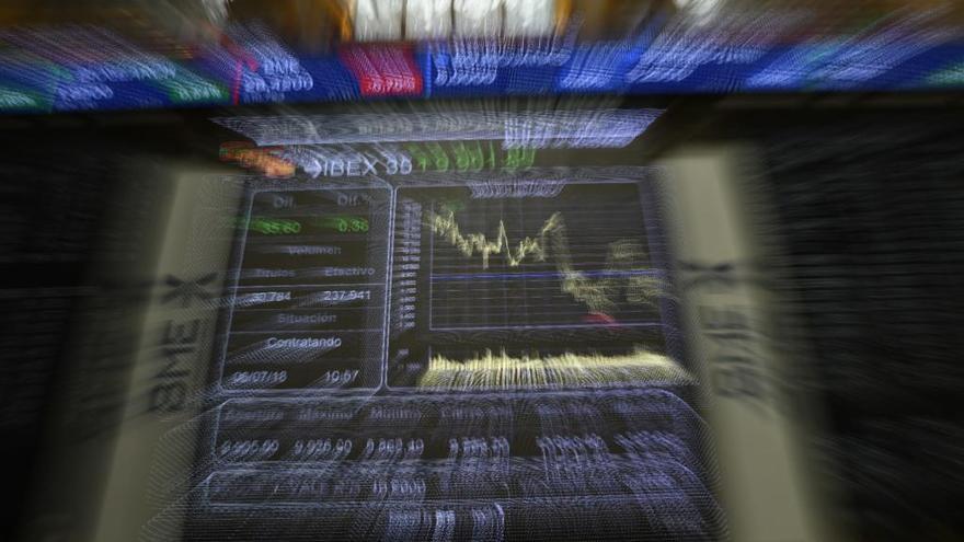 Els bancs perden més de 5.300 milions d'euros en borsa en un sol dia per la sentència del Suprem