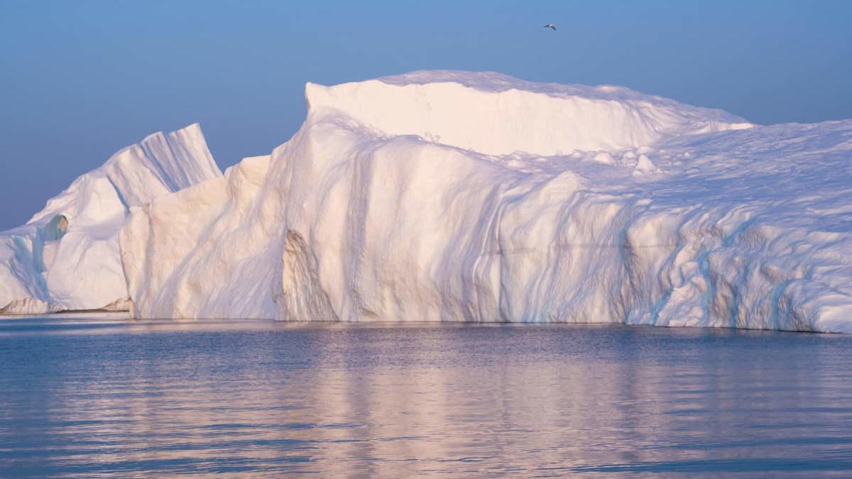 Un estudio de los glaciares de la Antártida predice que el mar subirá tres metros.