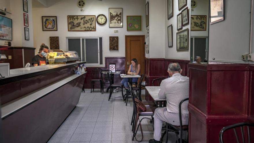Baleares identificará a clientes de bares y restaurantes con códigos QR