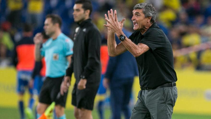Juande Ramos achaca la derrota a la falta de acierto de su equipo