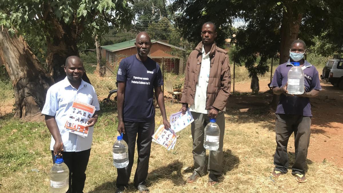 Soltec colabora en Malawi en la construcción de una fábrica de gel hidroalcohólico