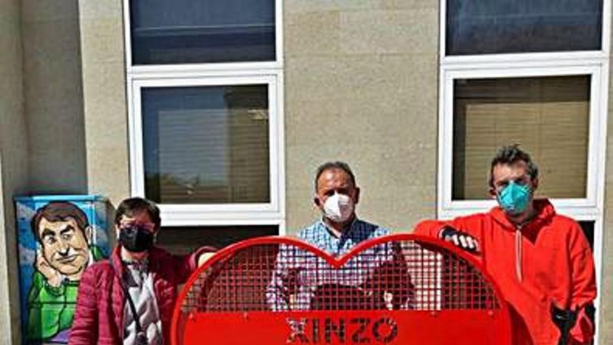 El reciclaje de tapones en Xinzo financiará tratamientos infantiles