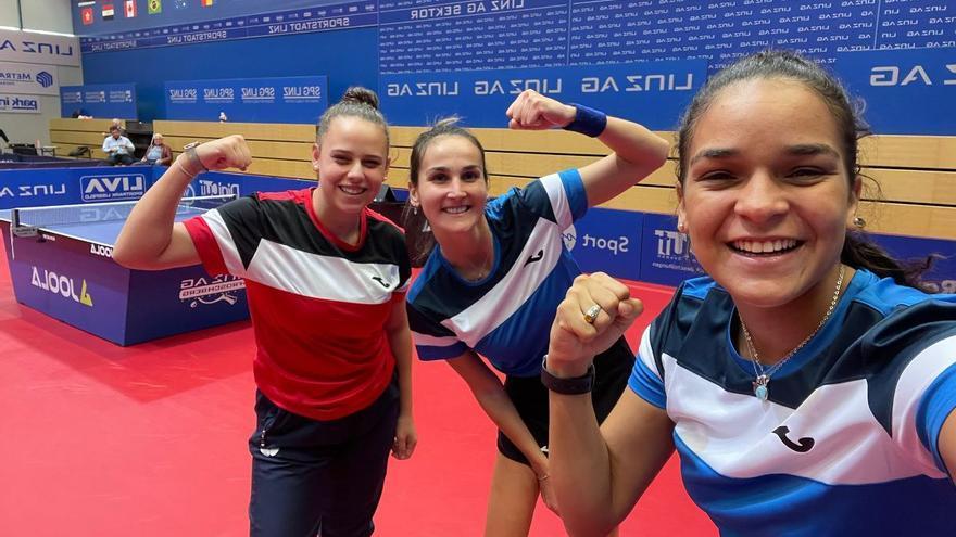 El Priego femenino jugará la segunda ronda de la Copa de Europa de tenis de mesa