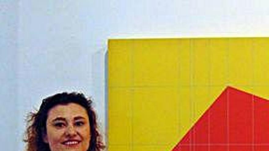 Clara Isabel Arribas logra una mención de honor en concurso de pintura