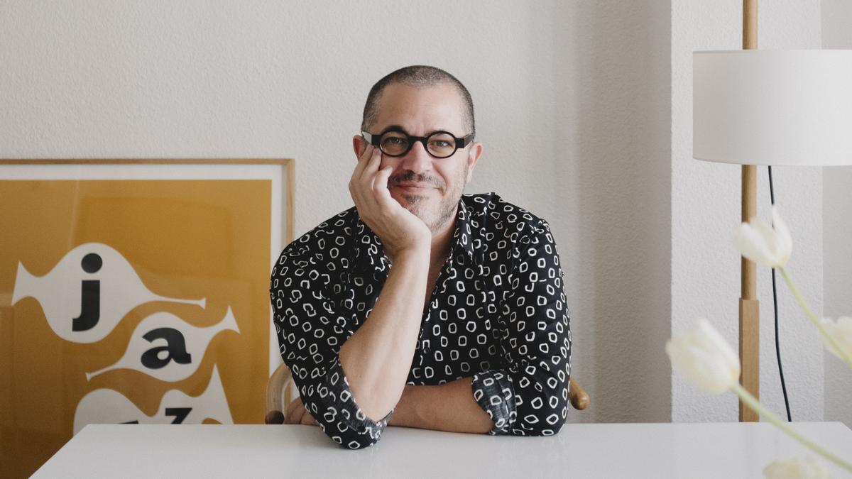 El diseñador Dídac Bataller.