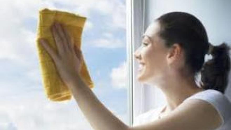 Com netejar a fons els vidres de casa