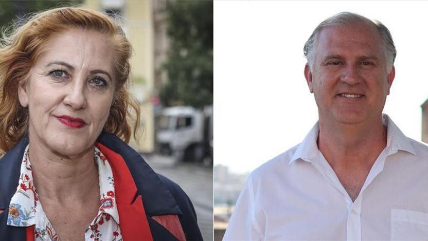 El PSOE gana un concejal en Badajoz y BA pierde su presencia en el ayuntamiento