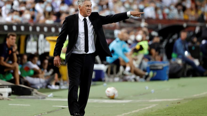 """Ancelotti: """"Estoy en luna de miel, espero quedarme mucho tiempo"""""""