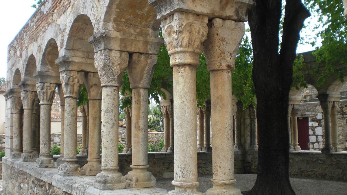 El Claustre Romànic de Sant Domènec de Peralada