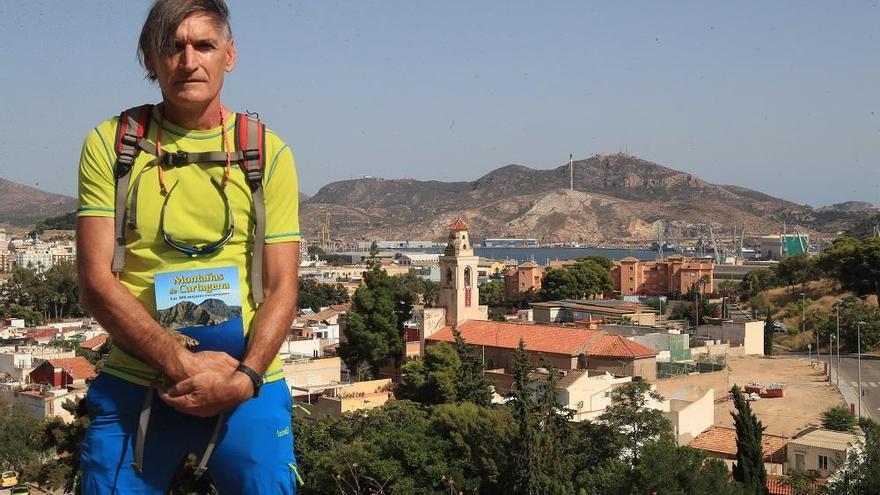 Un recorrido por las Montañas de Cartagena a través de cien rutas senderistas