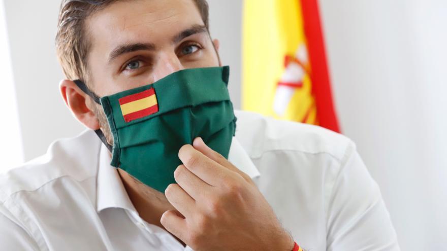 Vox Murcia exige el levantamiento del toque de queda en la Región