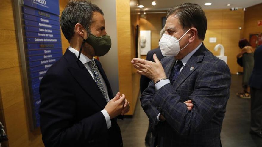"""Canteli agradece el trabajo de Barbón con La Vega: """"El Presidente está implicado"""""""