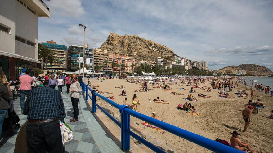 El tiempo en Alicante: otro fin de semana inestable con sol y posibles lluvias