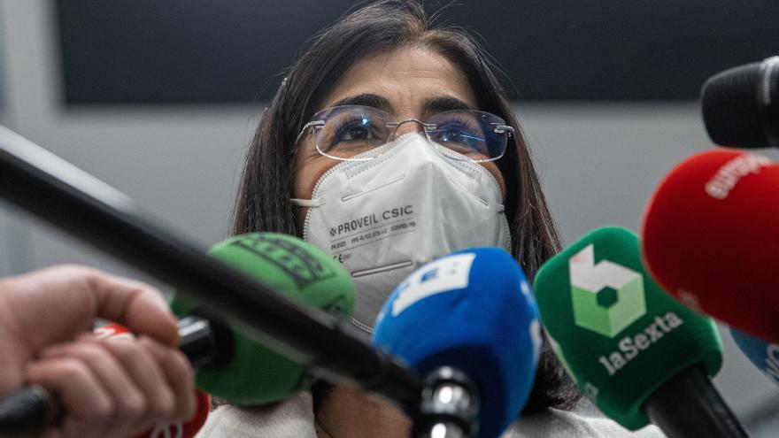 La variante delta plus del coronavirus no se ha detectado aún en España