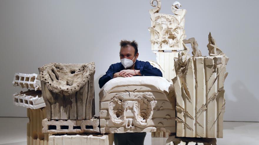 El avance de la covid cierra la exposición de Miquel Barceló en Málaga
