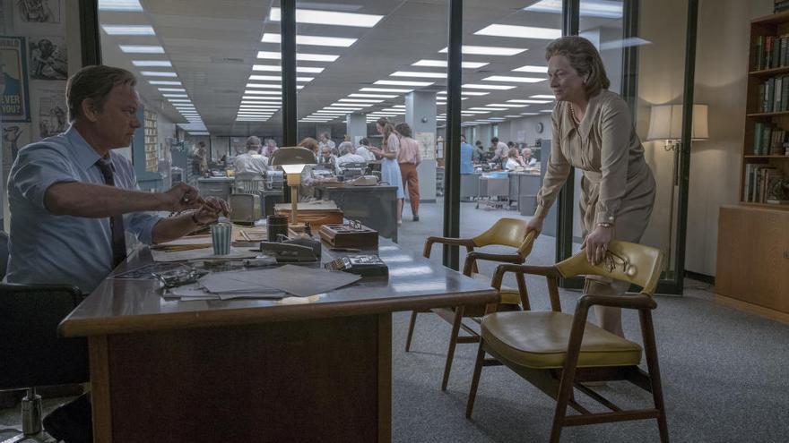 Steven Spielberg irromp a la cartellera de cinema amb «Los archivos del Pentágono»