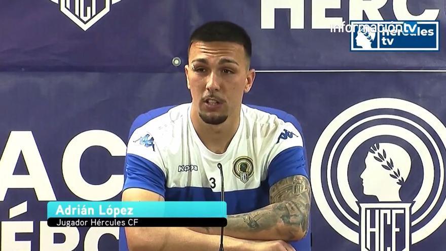 Adrián López acepta el reto de suplir al lesionado Ismael Falcón