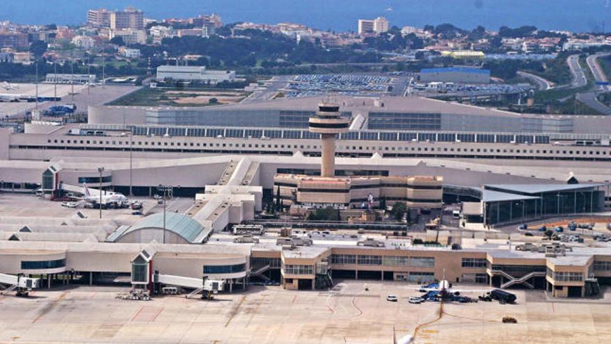 Aufruf zu Demo gegen Erweiterung des Flughafens Mallorca