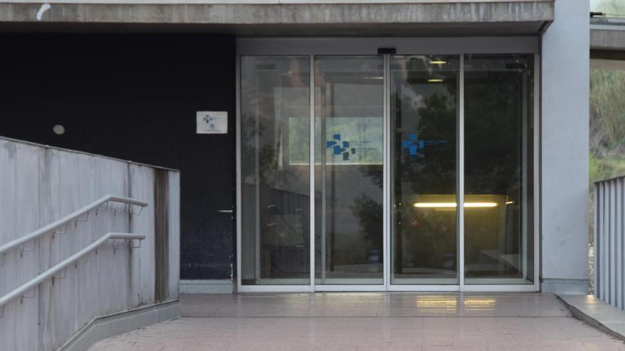 L'Hospital de Berga té dos pacients ingressats per Covid-19 que han donat negatiu a la prova