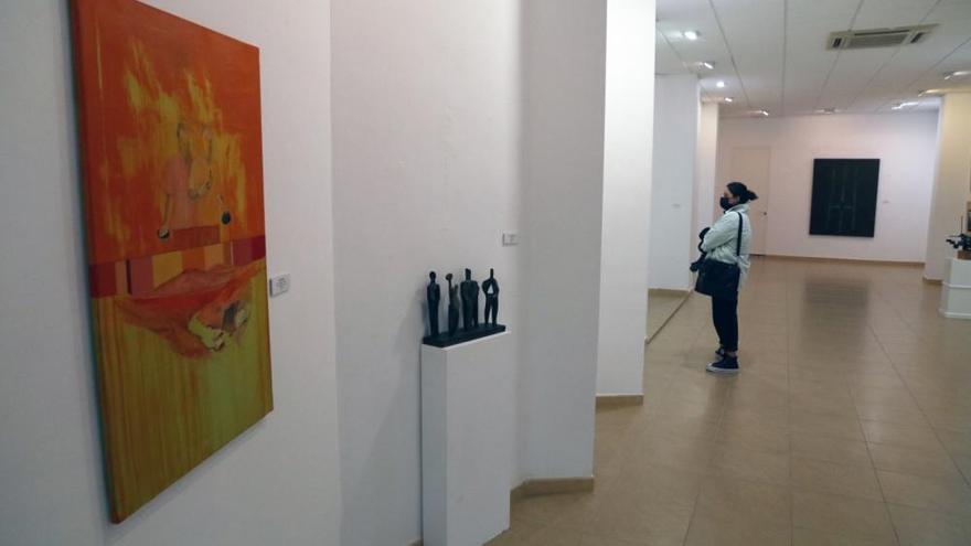 La asociación Aplama celebra su 25 aniversario con una exposición colectiva