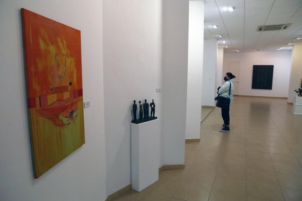 La asociación Aplama celebra su 25 aniversario con una exposición colectiva.