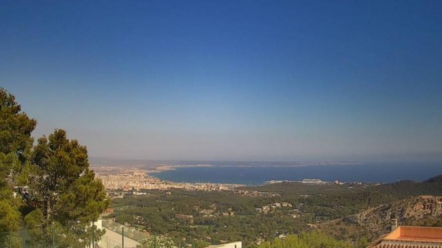 Nach den Unwettern angenehmes Sommerwetter auf Mallorca