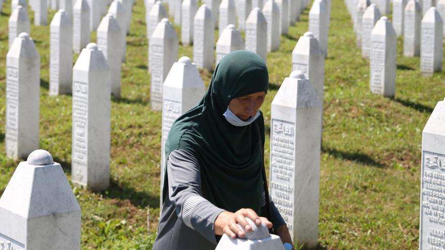Europa no olvida tras 25 años de la matanza de Srebrenica