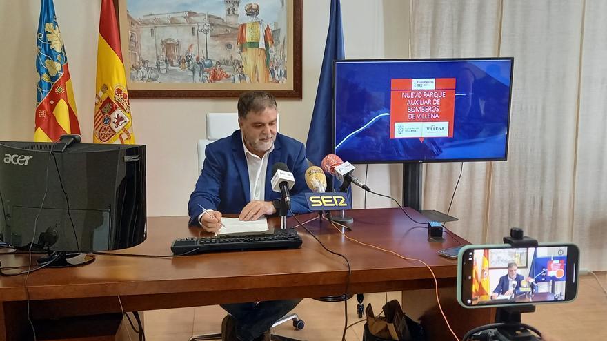 Villena arranca el curso político con obras valoradas en 9,1 millones