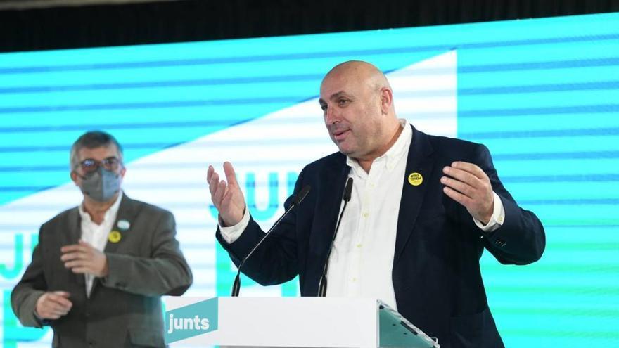 L'alcalde de Borrassà Ferran Roquer repetirà en el Parlament com a diputat
