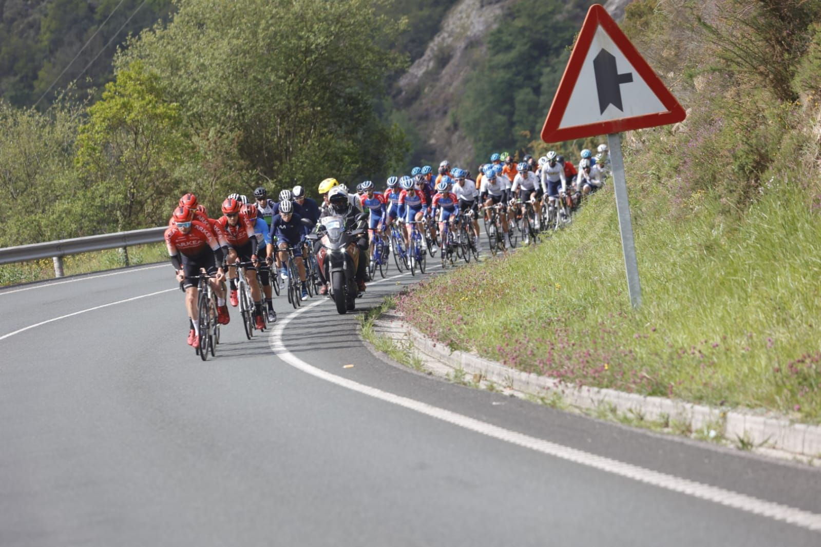 Las imágenes de la última etapa de la Vuelta