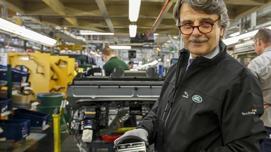 Ralf Speth dejará de ser CEO de Jaguar-Land Rover en septiembre