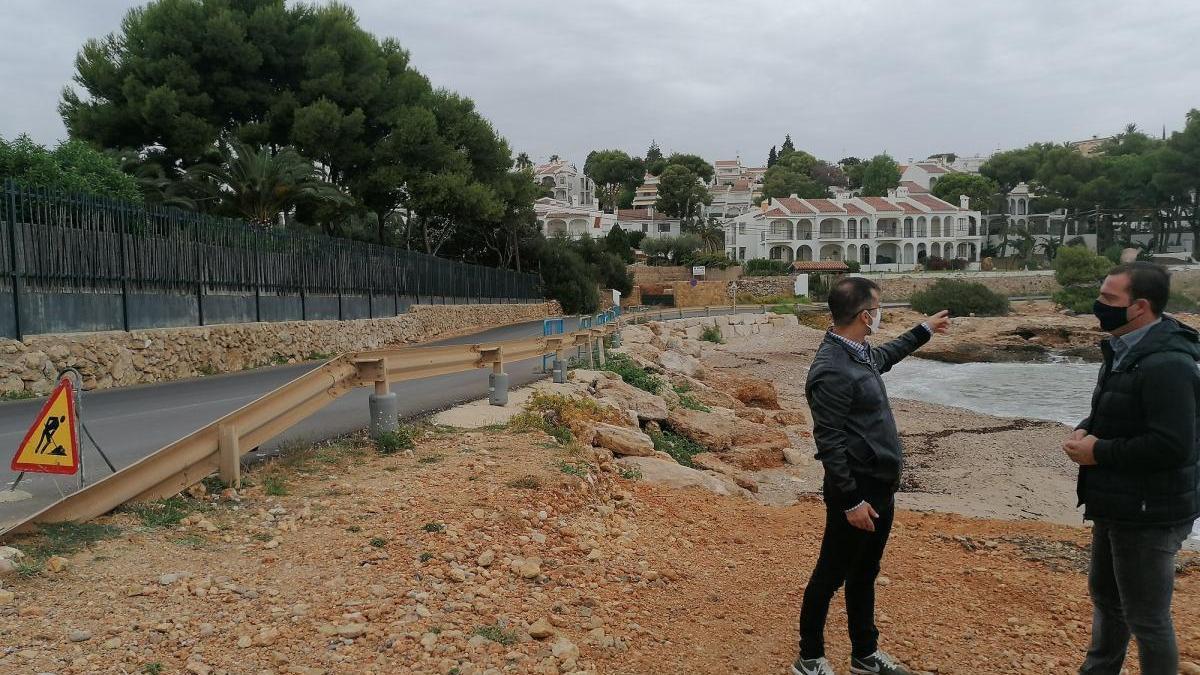 Peñíscola adjudica la reconstrucción del acceso al litoral sur por 843.000 euros