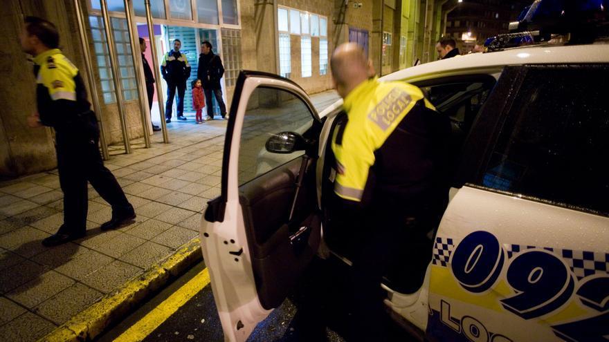 Control de alcohol y drogas al volante: 50 denunciados en Avilés