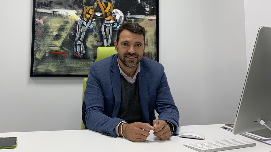 José Tirado habla sobre la Fundación del Palma Futsal