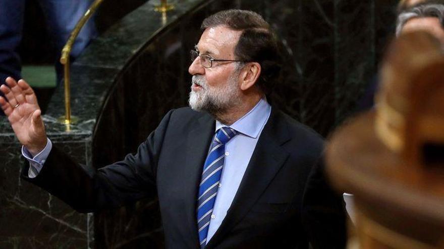 El PNV votará a favor de la moción de censura contra Rajoy