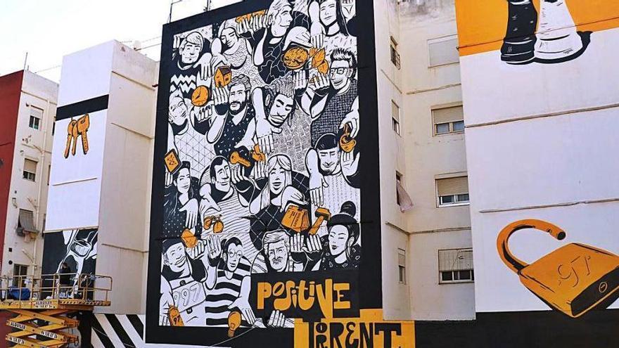 Torrent volverá a ser una galería de arte urbano con su certamen de murales