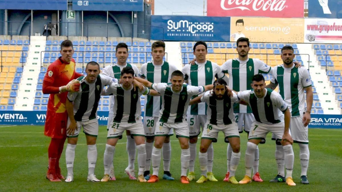 Las notas de los jugadores del Córdoba CF ante el UCAM Murcia