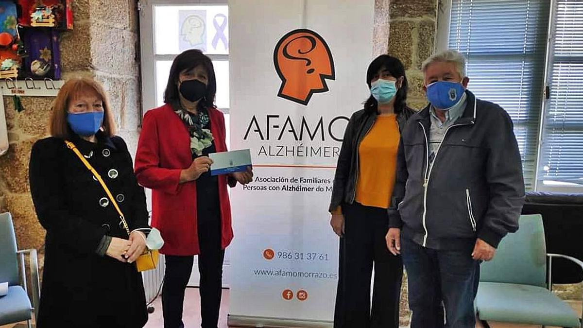 Donativo a Afamo. | FDV