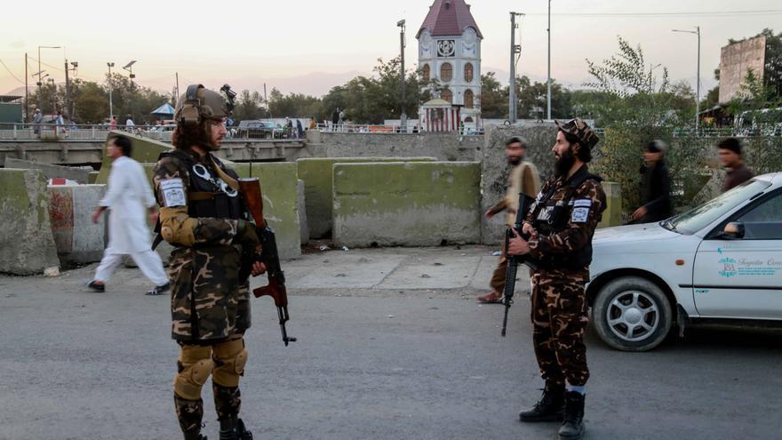 Los talibanes aseguran haber neutralizado un piso franco del Estado Islámico en Kabul