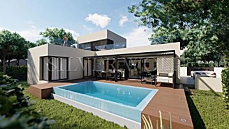 498.750 € Venta de casa en Begur 405 m2, 4 habitaciones, 2 baños, 1.231 €/m2...